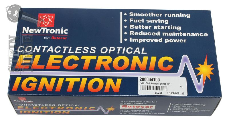 Electronic ignition system Newtronic big models MG1