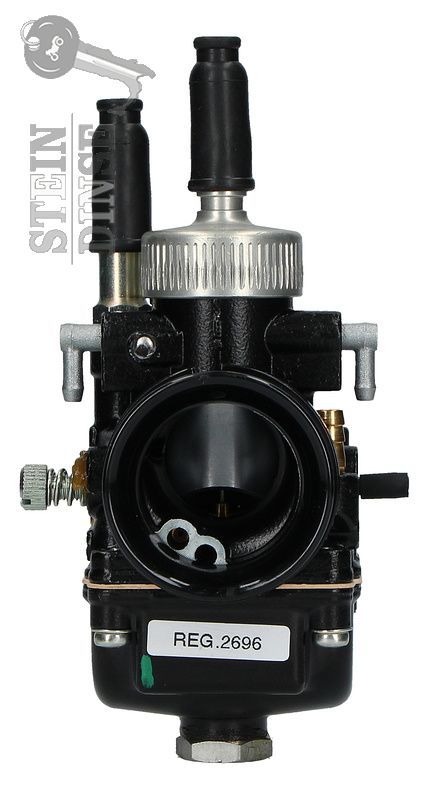 Dellorto Carburetor PHBG 21 Racing R  G  Ch  2t  black elox