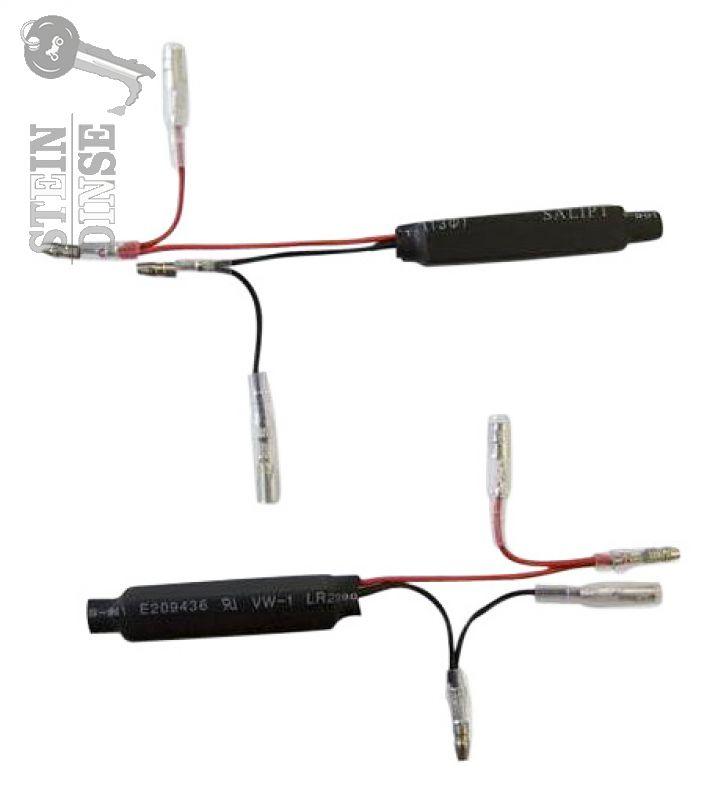 barracuda widerstand 10w f r led blinker stein dinse. Black Bedroom Furniture Sets. Home Design Ideas