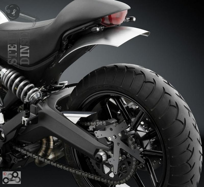 Led Blinker Scrambler Ducati Cafe Racer