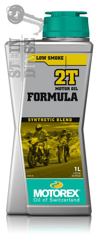 MOTOREX oil Formula 2stroke semi-synthetic 1Ltr