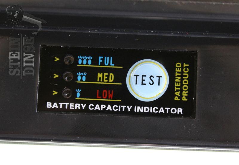 Lithium battery Unibat X Racer 13, 12V 24A, 360 CCA