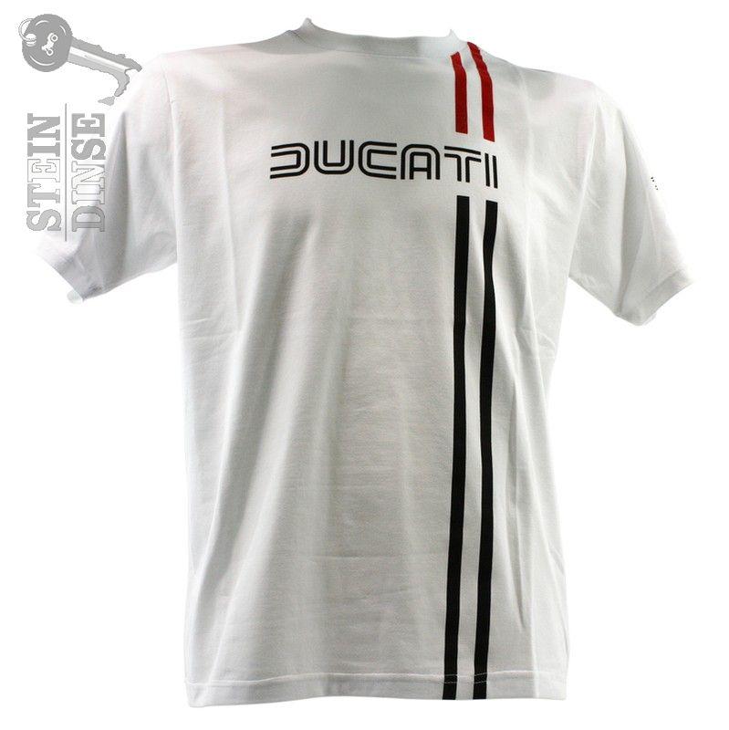 nml duc t shirt ka 80 39 weiss gr l stein dinse online shop. Black Bedroom Furniture Sets. Home Design Ideas